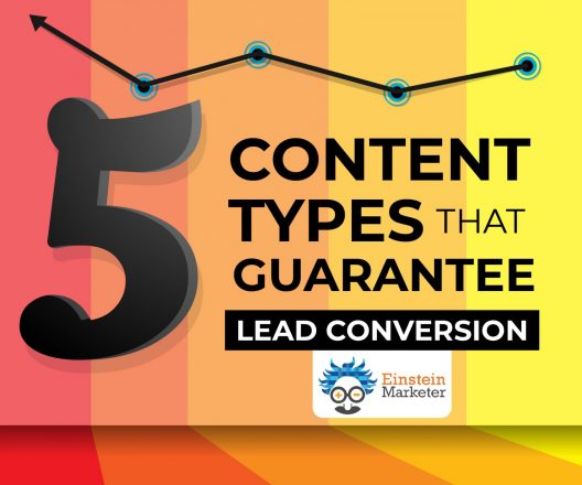 Lead Conversion Content