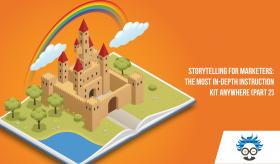 storytelling for marketers