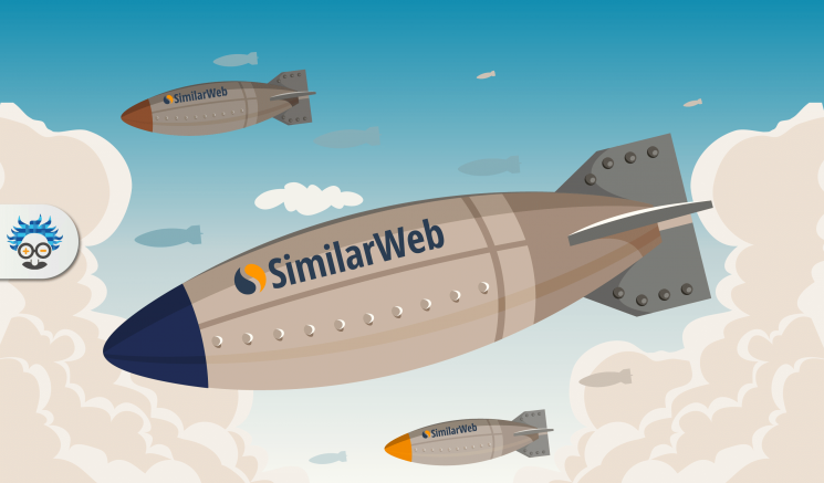 similarweb competitors traffic