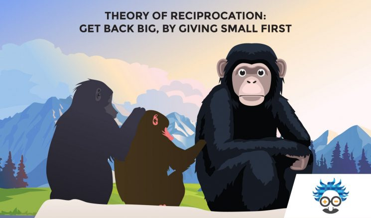 theory of reciprocation marketing podcast