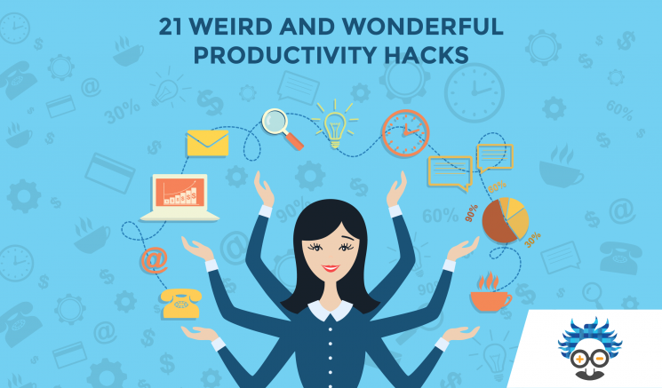productivity hacks and tips for marketers