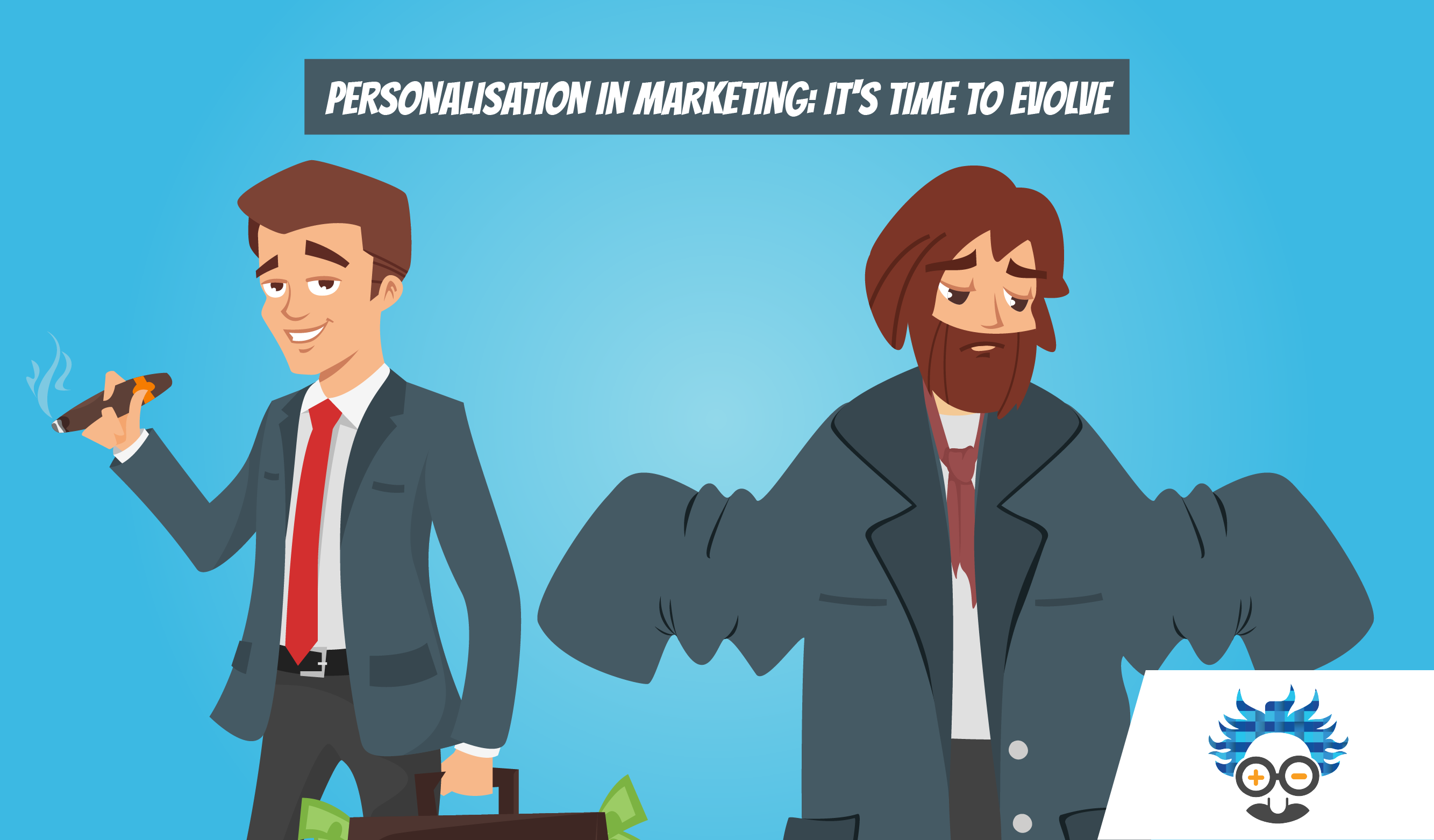 digital marketing personalisation