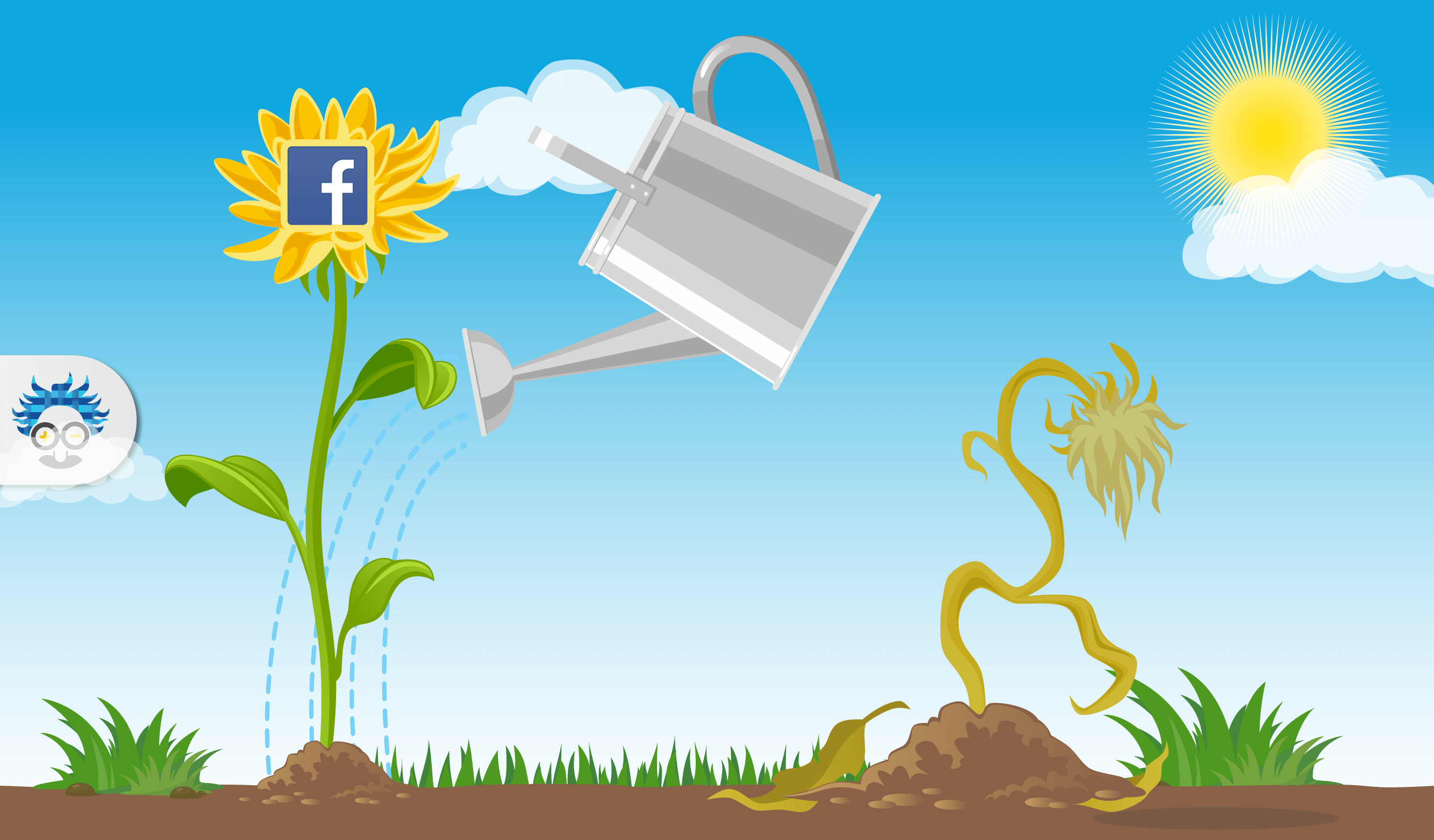 facebook organic reach post mistakes