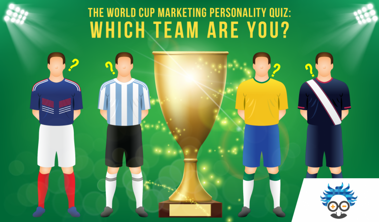 World Cup marketing personality quiz