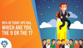 start-up failure