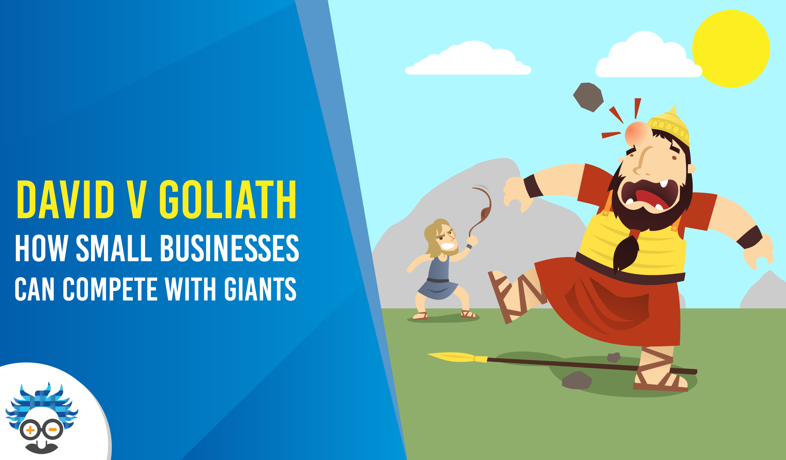 David Goliath business