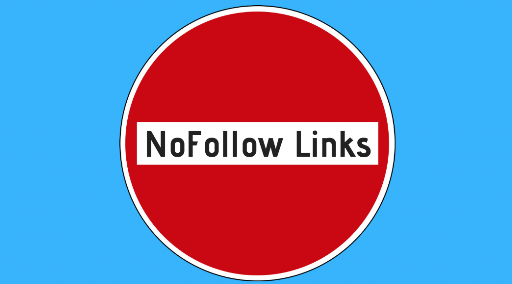 what are nofollow links