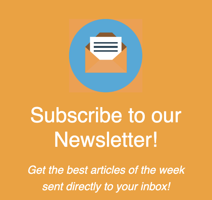 newsletter subscription content