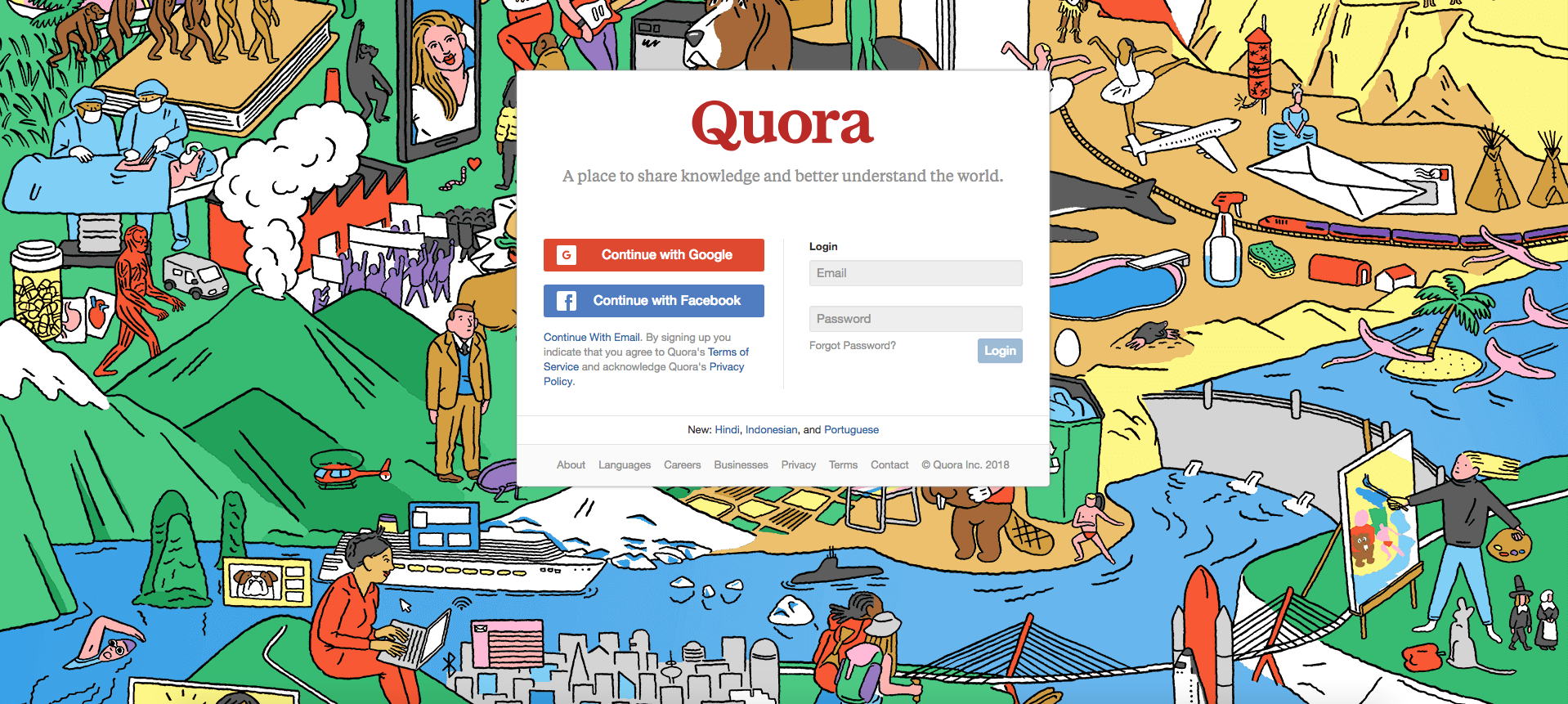 Quora for brands marketing