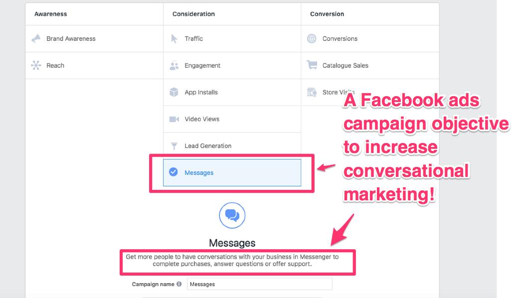 digital marketing trends 2019 conversational marketing