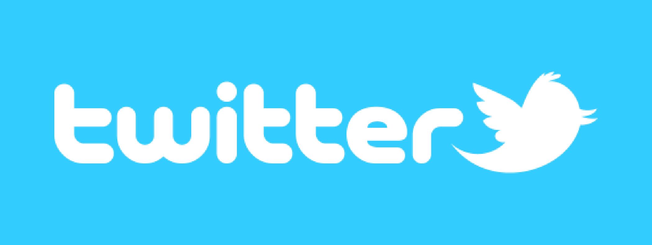 twitter logo social media guide
