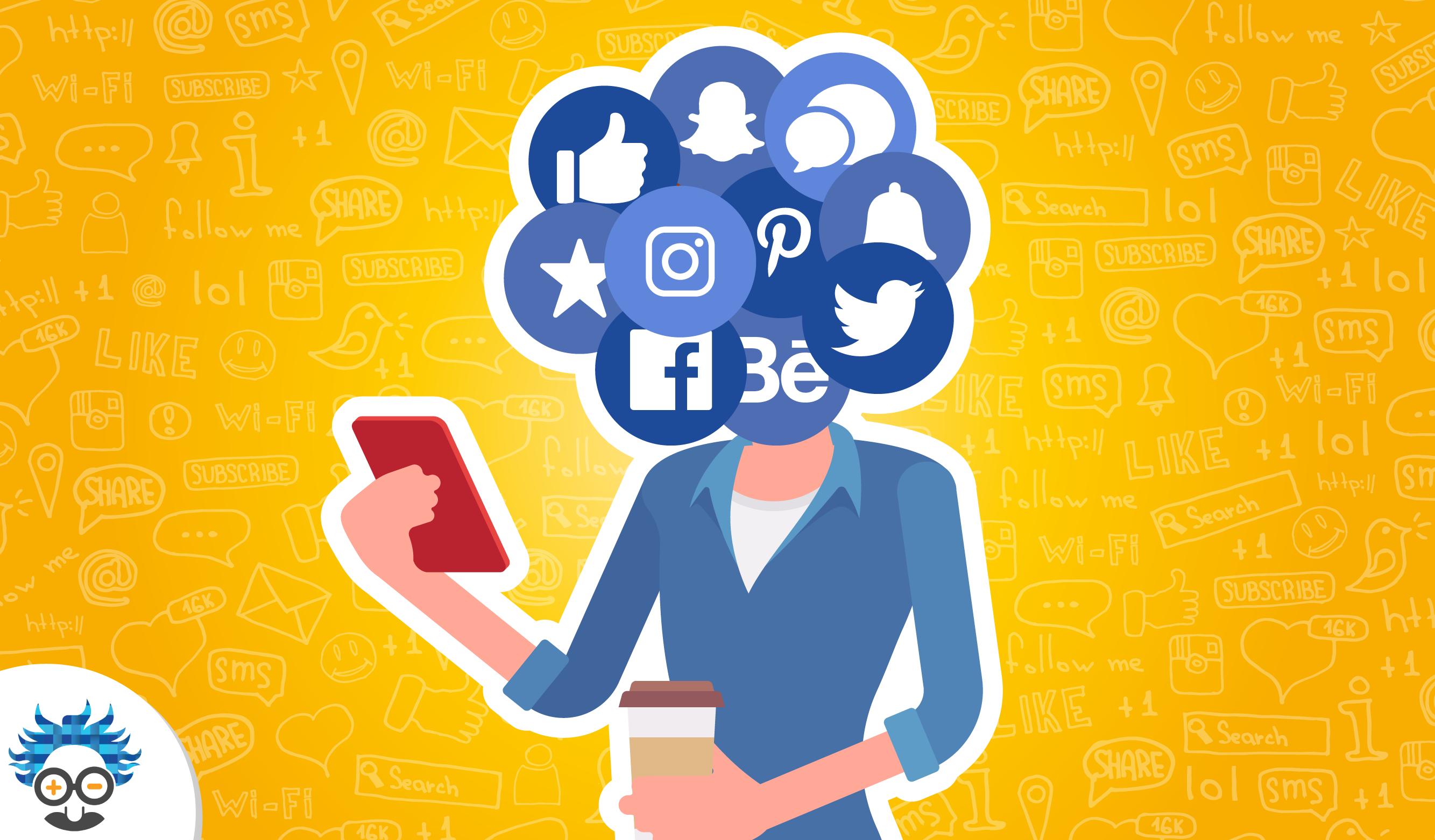 share blog on social