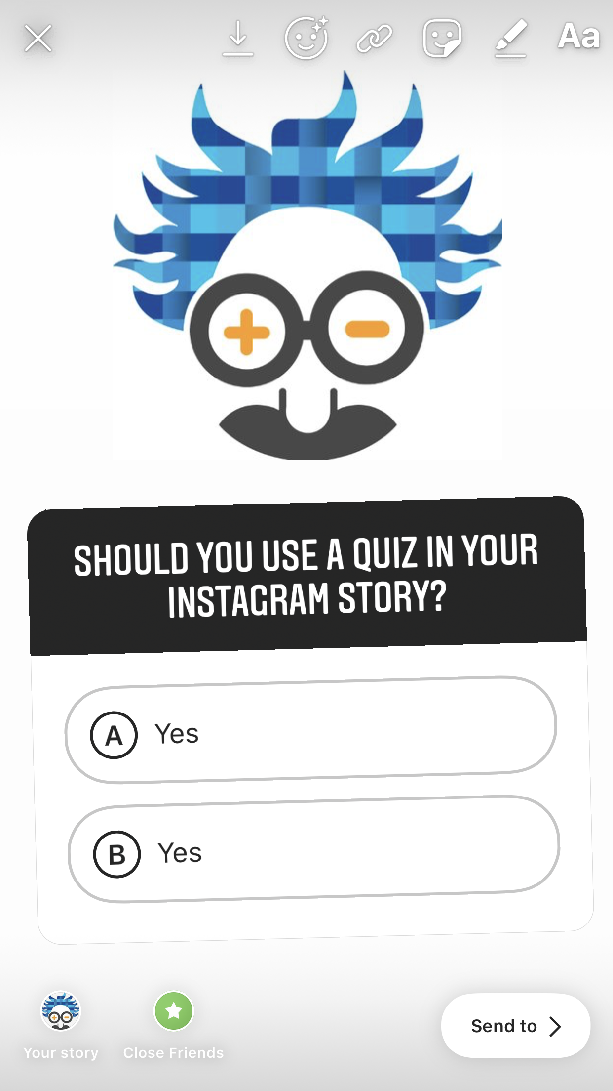 instagram story social media post ideas