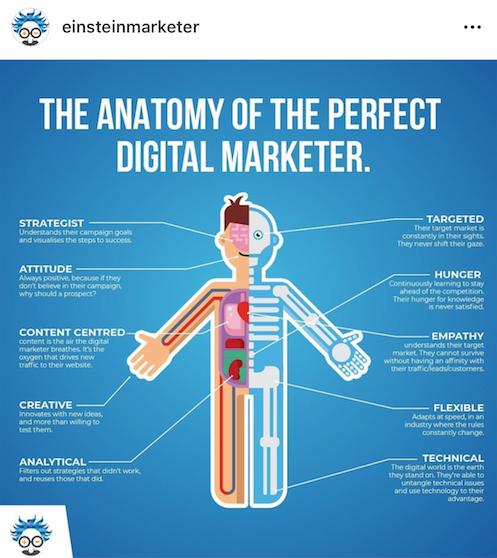 infographic social media content idea