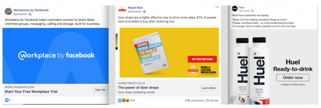 facebook ad algorithm interests