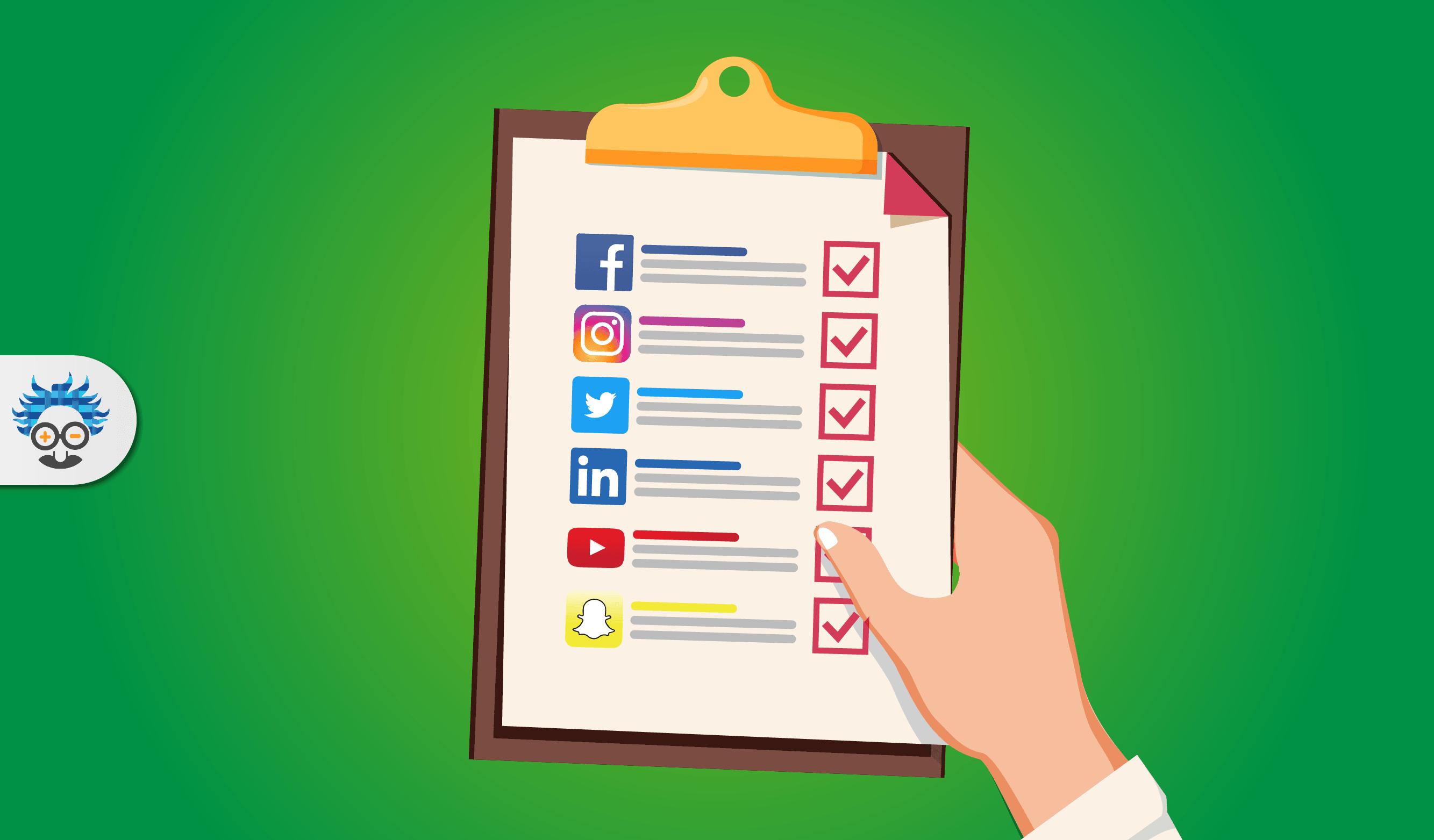 branded content checklist