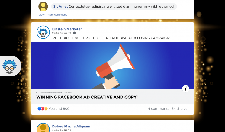 facebook ad creative and copy guide
