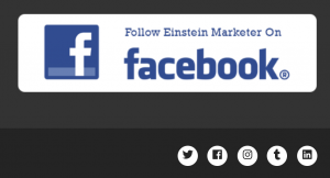 follow einstein marketer