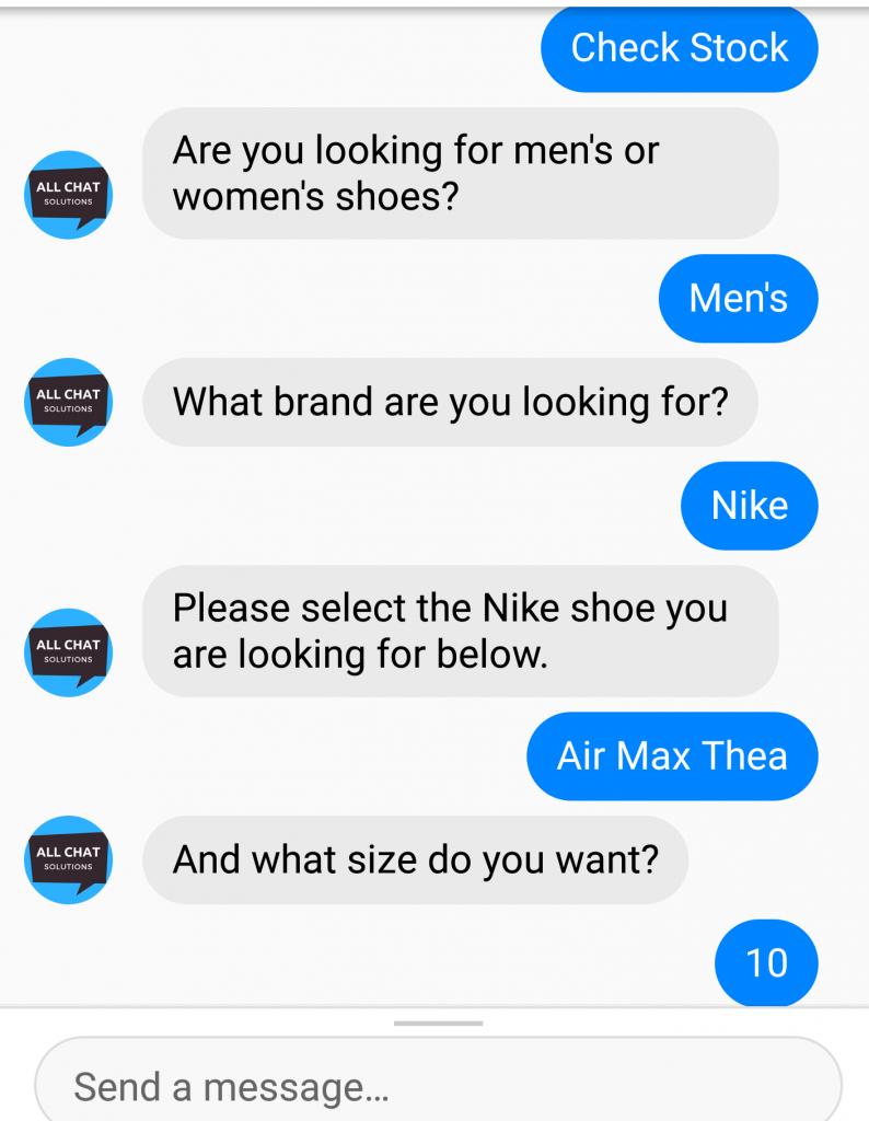 chatbot social media