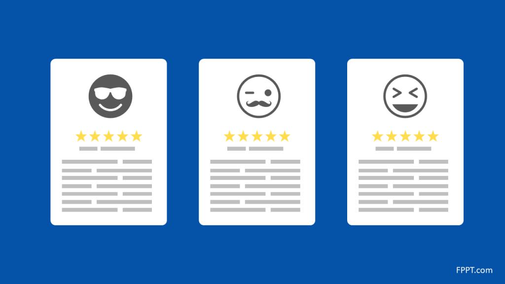 social proof reviews
