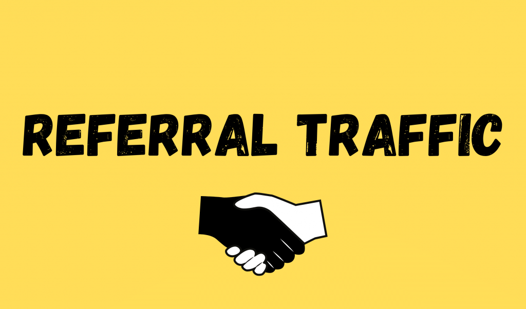 referral traffic
