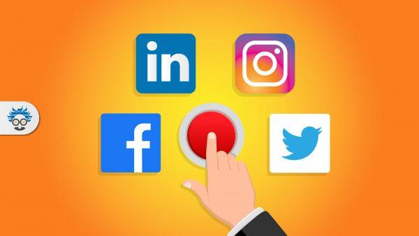 grow social following