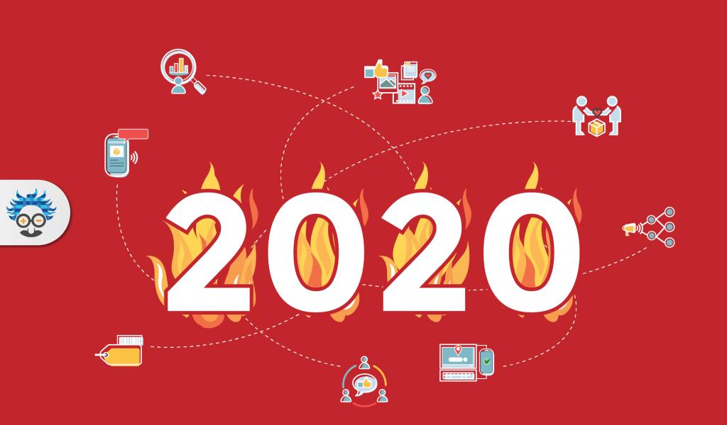 digital marketing trends of 2020