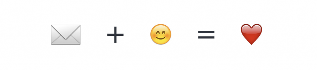 emoji email subject line