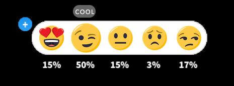 emojis feedback