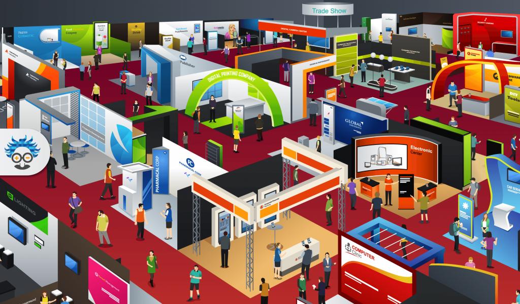 should your business exhibit
