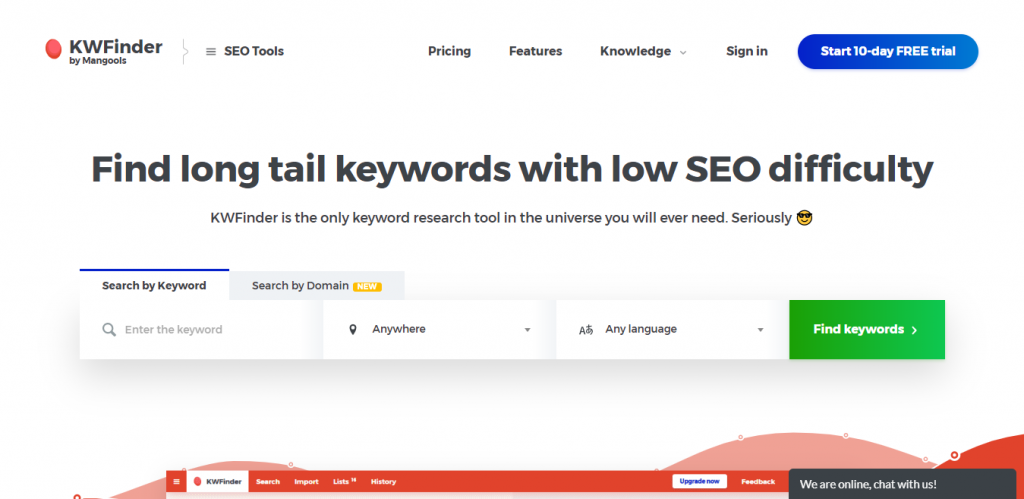 longtail keywords competitor analysis