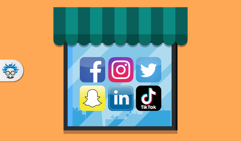 social media for ecommerce