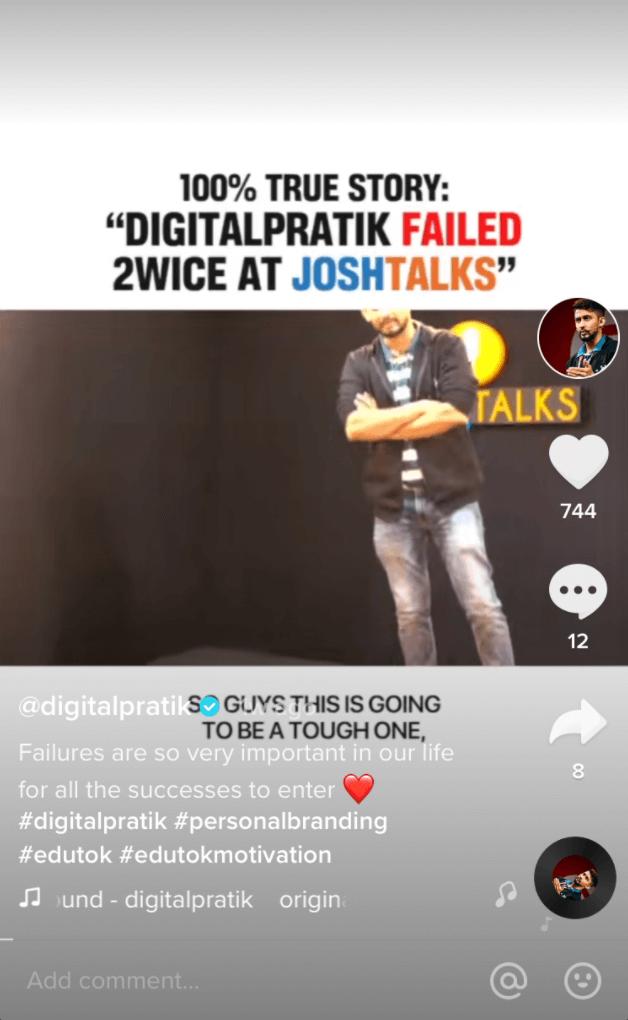 vertical video brand tiktok content