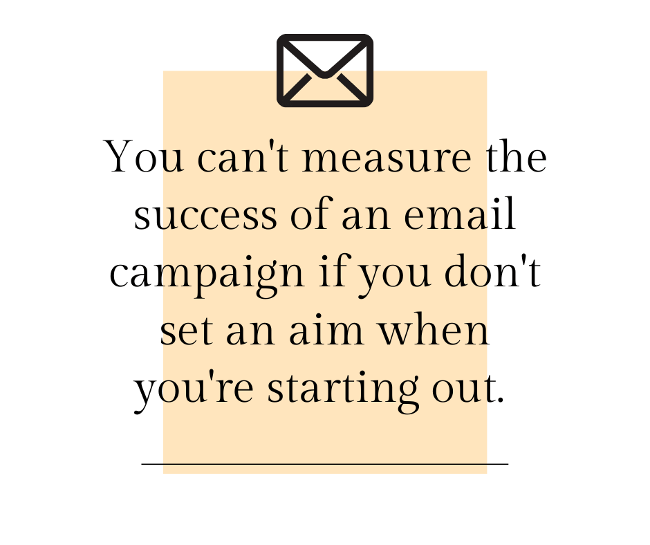 email campaign aims