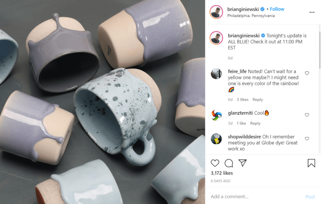 instagram giveaway small business