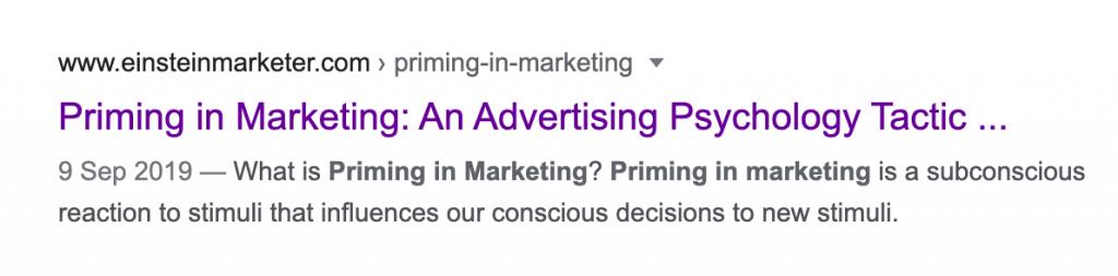 einstein marketer google rank