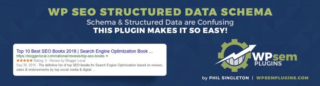 wordpress plugin structured data
