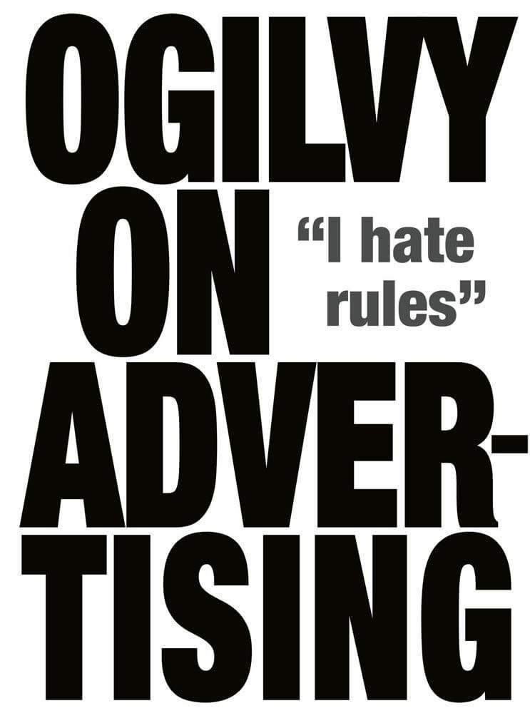 ogilvy on advertising best marketing books
