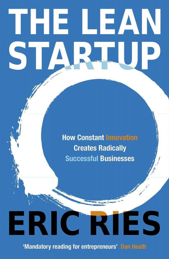lean startup eric ries marketing books