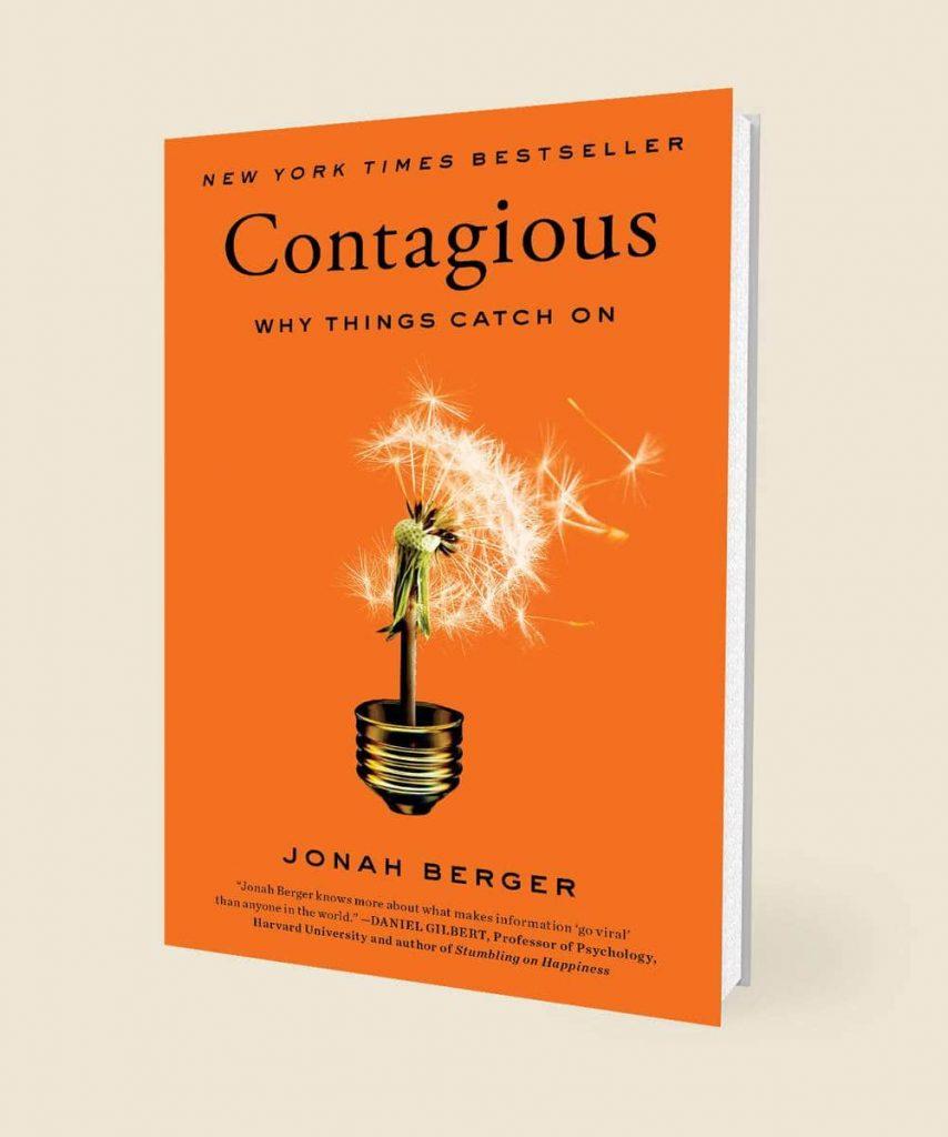 contagious jonah berger social sharing