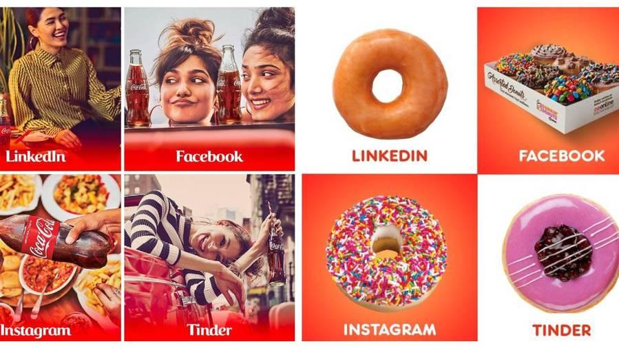 social media challenges linkedin facebook instagram tinder profile picture