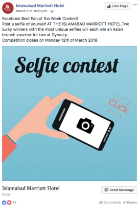 contest engagement
