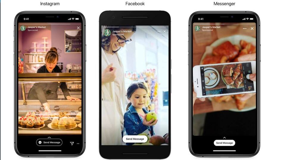 facebook stories page engagement