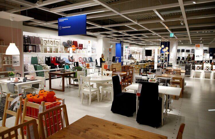 IKEA rejection then retreat sales strategy